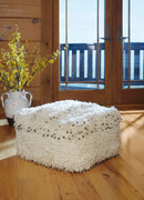 Ashley Celeste Oatmeal Pouf