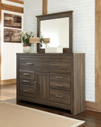 Ashley Juararo Dresser & Mirror