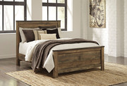 Ashley Trinell Queen Panel Bed
