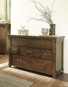 Ashley Lakeleigh Brown Dresser