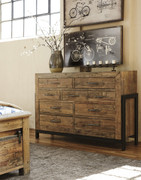 Ashley Sommerford Brown Dresser