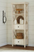 Ashley Bolanburg Antique White Display Cabinet