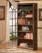 Ashley Hamlyn Medium Brown Large Bookcase