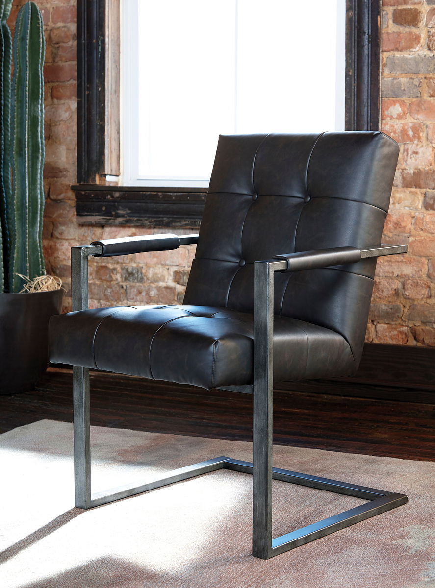 Ashley Starmore Brown Home Office Desk Chair On Sale At Lakeland Furniture Amp Mattress Serving