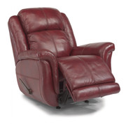 Flexsteel Brookings Leather Power Recliner