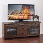 "Sunny Designs Savannah 62"" TV Console"