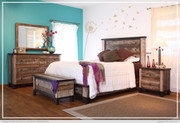 IFD Antique Bedroom Collection