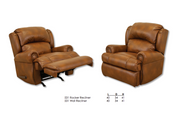 Best Craft 531R Recliner in Rustic
