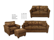 Best Craft Furniture Inc. Best Craft 6202 Loveseat