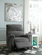 Ashley McTeer Charcoal Power Recliner