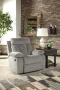 Ashley Mitchiner Fog Rocker Recliner
