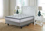 Sierra Sleep Augusta White Full Mattress