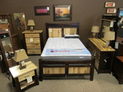 Amish Maple Ridge Bedroom Group