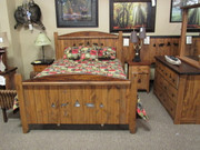 Amish Lac Du Flambeau Bedroom Set