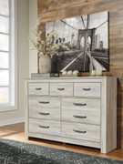 Ashley Bellaby Whitewash Dresser
