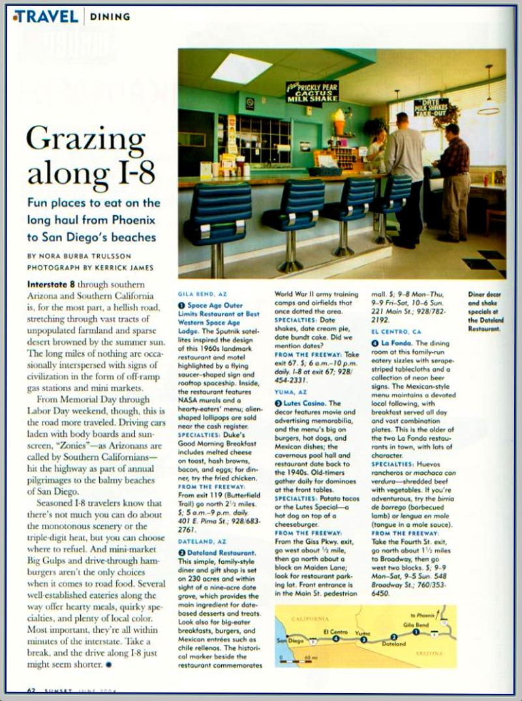 Sunset Magazine - June 2004