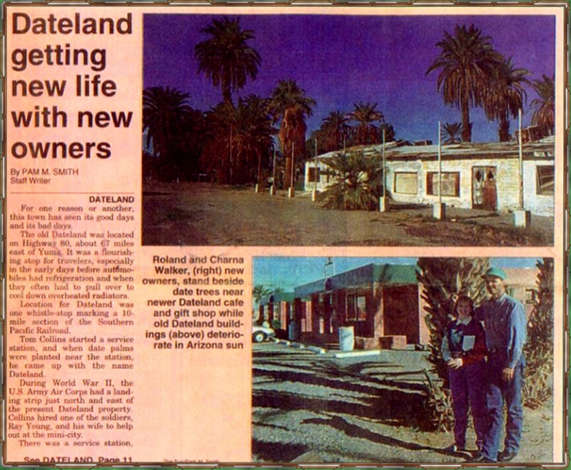 The Yuma Daily Sun - February 1995