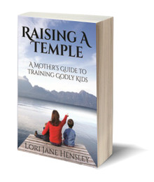 Raising A Temple: A Mother's Guide To Raising Godly Kids (PB)