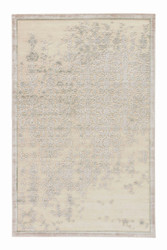 9' x 12' Area Rug Rectangle Beige Green Fables Halcyon FB36 Machine Made Power-Loomed