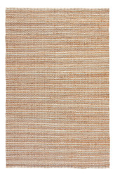 9' x 12' Area Rug Rectangle Beige Blue Andes Cornwall AD03 Handmade Hand-Woven Natural
