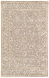 2' x 3' Area Rug Rectangle Gray Brown Winslow Watson WIS04 Handmade Hand-Tufted