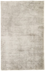 2' x 3' Area Rug Rectangle Gray Oxford OXD02 Handmade Hand-Loomed Contemporary Glam Solid