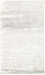 2' x 3' Area Rug Rectangle Gray Light Teal Aston Colby ATO05 Machine Made Machine-Woven