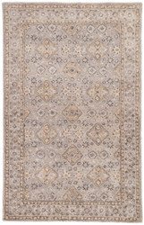 2' x 3' Area Rug Rectangle Gray Brown Kilan Belmont KIL02 Handmade Hand-Tufted