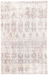 5' x 8' Area Rug Rectangle Brown Purple Ceres Solana CER07 Machine Made Power-Loomed