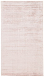 8' x 10' Area Rug Rectangle Pink Yasmin YAS15 Handmade Hand-Loomed Glam Contemporary Solid
