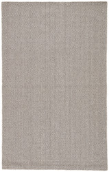 5' x 8' Area Rug Rectangle Brown Gray Silvermine Snowberry SIV01 Handmade Hand-Woven