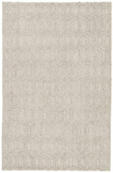 2' x 3' Area Rug Rectangle Beige Asos Chaise AOS04 Handmade Hand-Tufted Modern