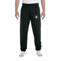 ODMP Logo Pocketed Sweatpants - Black