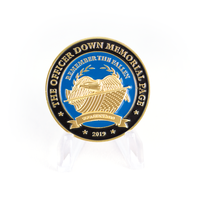 Officer Down Memorial Page 2019 Coin
