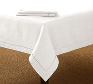 "Hemstitch Tablecloths 60"" x 120"""