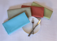 "Assorted Milliken Signature Napkins 20""x20"""