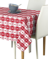 Lobster Bisque Signature Rectangle Tablecloths