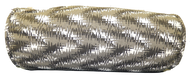 "Blurred Chevron Bolster Pillow Cover 6""x16"""