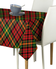 Christmas Plaid Milliken Signature Rectangle Tablecloths