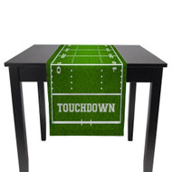 """Touchdown! Football Field Table Runner - 14""""x72"""""""