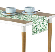 Shamrock Scroll Table Runner - Assorted Sizes