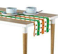 Pot of Gold Irish Stripe Table Runner - Assorted Sizes