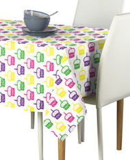 Spring Cupcakes Multi Milliken Signature Rectangle Tablecloths