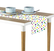 Spring Dots All Over Multi Milliken Signature Table Runner - Assorted Sizes