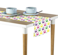 Spring Cupcakes Milliken Signature Table Runner - Assorted Sizes