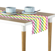 Easter Lattice Milliken Signature Table Runner - Assorted Sizes