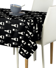 Champagne Celebrations Milliken Signature Rectangle Tablecloths