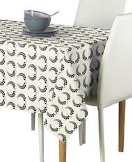 Wreath Milliken Signature Rectangle Tablecloths