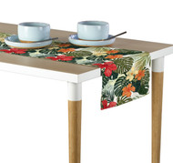 Hibiscus Garden Milliken Signature Table Runner - Assorted Sizes