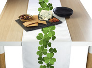 Clover Garland Border Milliken Signature Table Runner - Assorted Sizes
